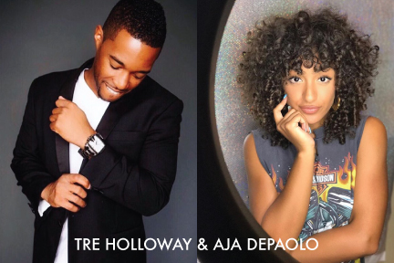 Master Classes with Tre Holoway & Aja DePaolo