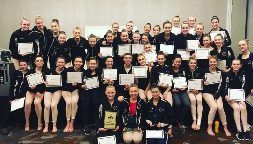 DEA Competition Results